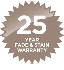 Fade and Stain Warranty on Deck Building