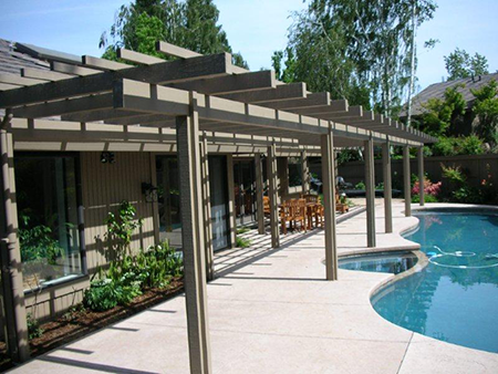 Improve Your Deck With Patio Covers And Other Outdoor Structures