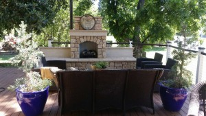 deck and fireplace pricing Sacramento CA